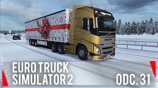 Lekko opóźnione prezenty (Euro Truck Simulator 2 #31)