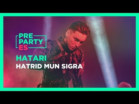 Hatari   Hatrið mun sigra PrePartyES 2019
