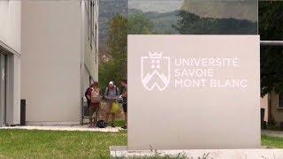 Le Grand 8 : l'université Savoie Mont-Blanc