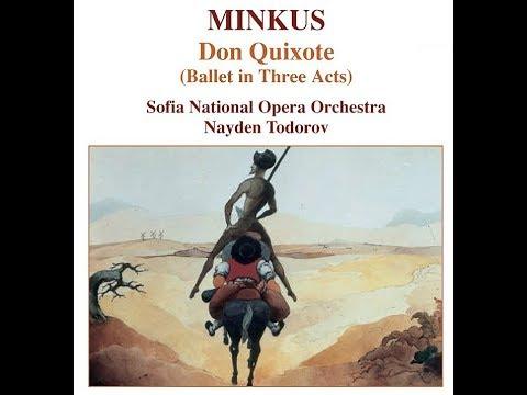 Minkus - Don Quijote - ballet completo - audio