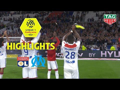 Olympique Lyonnais - Olympique de Marseille ( 4-2 ) - Highlights - (OL - OM) / 2018-19 thumbnail