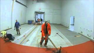 Ucrete HF Seamless Floors