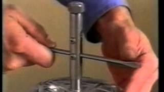 Pompes doseuses Fertic, moteur hydraulique