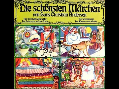 Die schönsten Märchen von Hans Christian Andersen - Märchen - Hörspiel - ttRECORD