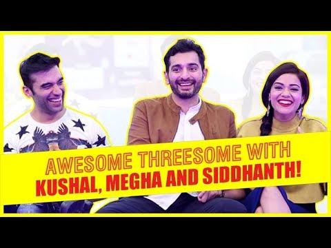 Episode 3: ShowbizWithVahbiz featuring Kushal Punjabi, Siddhant Karnick and Megha Gupta