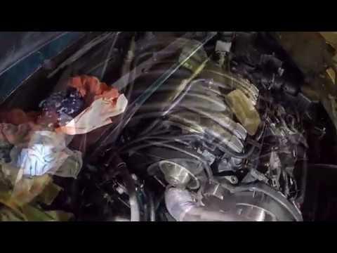 Peugeot/Citroen ES9, Renault L7X 3.0 V6 Cambelt Replacement