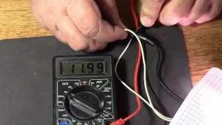 Ta'mirlash elektr adapter