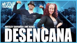 Baixar Desencana - Wesley Safadão e MC Kekel   Motiva Dance (Coreografia)