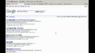 Секреты Google по скачке MP3 файлов