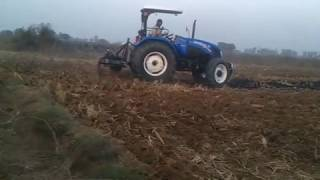 New Holland 9010 Excel with 25 tines in mb farms Sidhupur kala