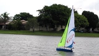 RC Ocean Going Racing Yacht