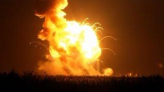 10 Horrific Spaceflight Disasters Caught on Film