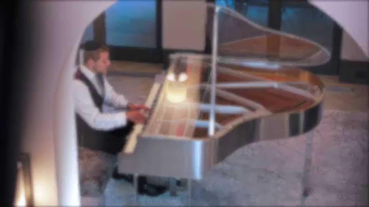 Mordechai Shapiro - V'nikeisi (Cover)