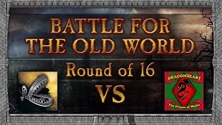 BFTOW Tournament Round 1 - HaxoTheHunter vs Dragonheart