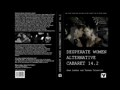 desperate women alternative cabaret
