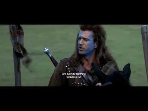 Braveheart Quote | Every man dies, not every man really lives