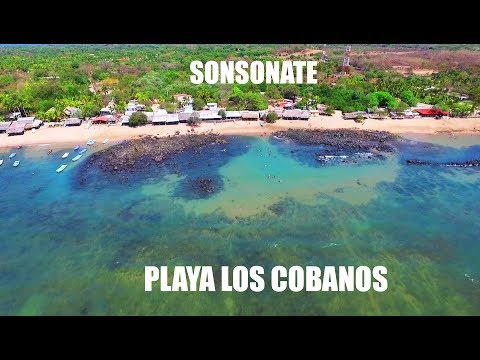 Playa Los Cobanos Sonsonate