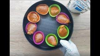 Vitalia healthy food - Солени кето мафини (keto, diet, high protein)