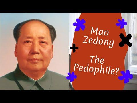 Mao Zedong the Pedophile