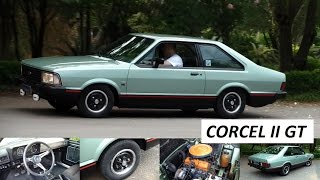 Garagem do Bellote TV: Corcel II GT