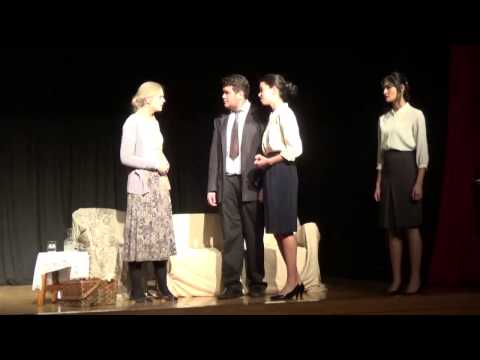 The Children's Hour AS level Drama