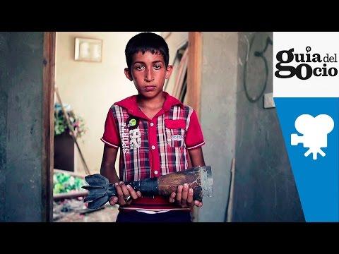Nacido en Gaza - Trailer castellano