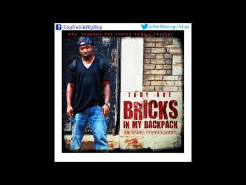 Troy Ave - The Gamble (Bricks In My Backpack 1)