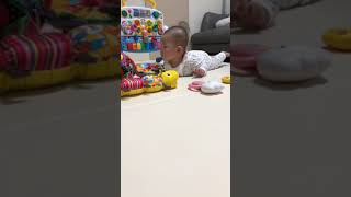 육아 Vlog 6개월아기