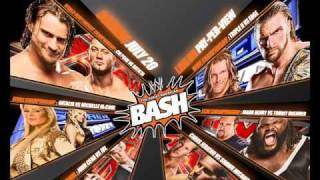 Official Theme Song Great American Bash 2008 w/ Lyrics