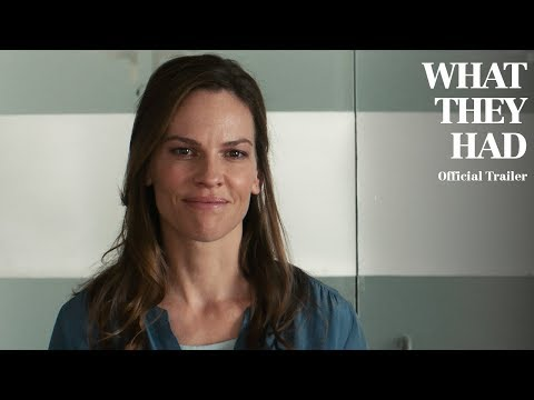 What They Had: Hilary Swank y Michael Shannon en un drama sobre el Alzheimer