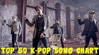 TOP 50 K-POP SONG CHART FOR SEPTEMBER 2014 (WEEK 4 CHART)