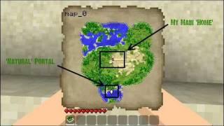 """""""Natural"""" Portal in Minecraft? (Please read the description for more info!)"""