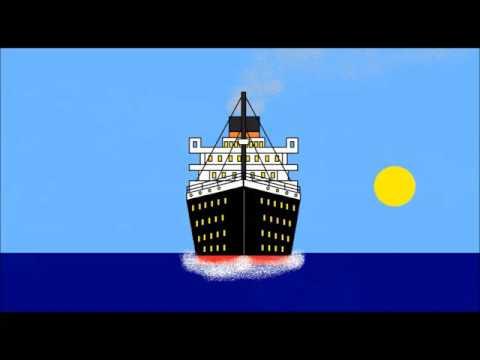 Loquendo  Biografía del RMS TITANIC (version paint)