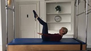 Pilates Mat - Warm-Up - Abdominals - All Levels