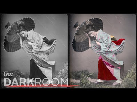 How colorized photos helped introduce Japan to the world