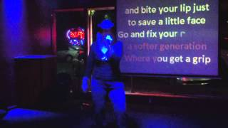 Mama's Broken Heart by Miranda Lambert karaoke version by Trista Mount