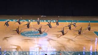 San Diego State University Dance Team - USA Nationals 2014 - Jazz