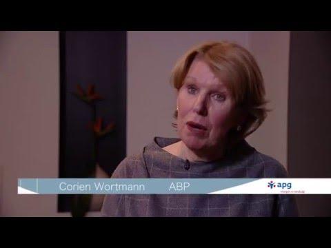 APG ronde tafel 'ESG beleid en duurzaamheid bij pensioenfondsen'