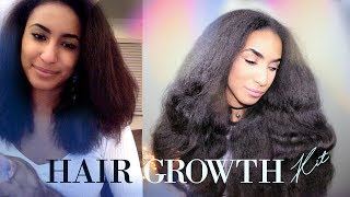 The only hair growth kit you will ever need | Curly Proverbz