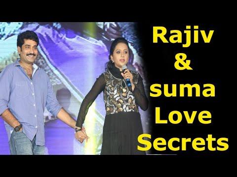 Actor Rajiv Kanakala and Anchor Suma Kanakala Love Story Secrets | Coffees & Movies | HMTV