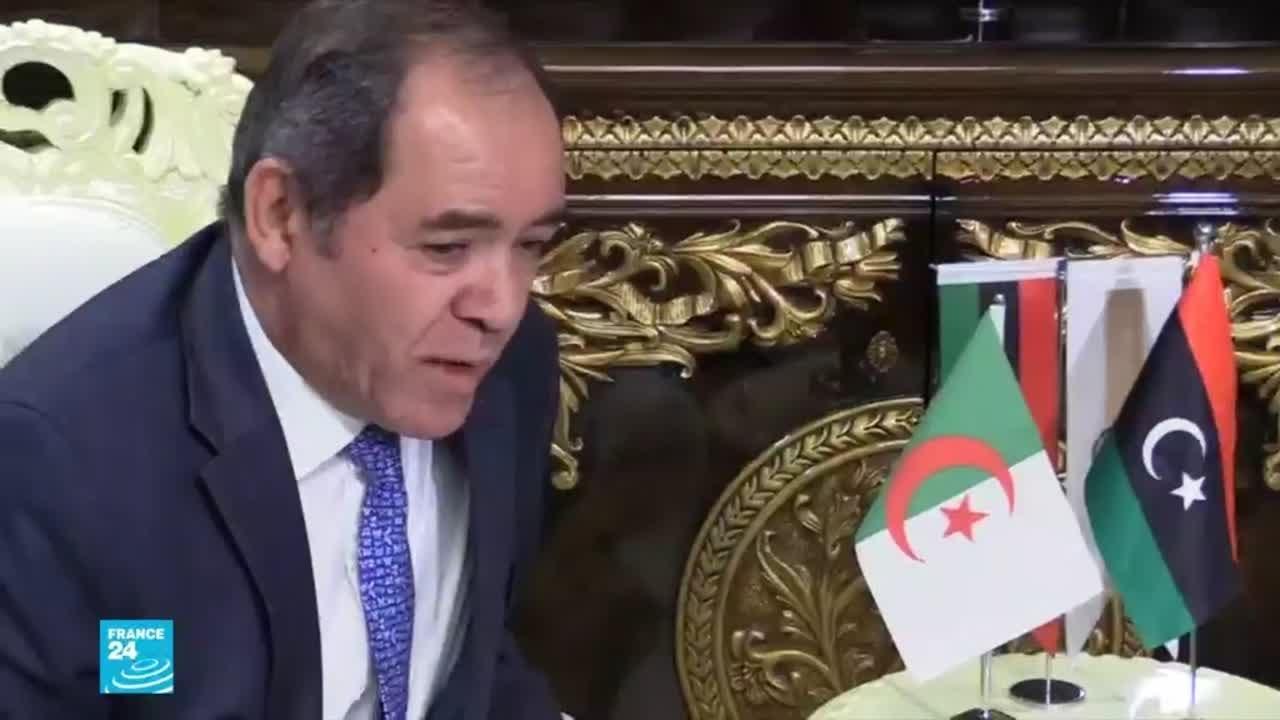 وزيرا الخارجية والداخلية الجزائريان في ليبيا.. لماذا؟  - نشر قبل 25 دقيقة