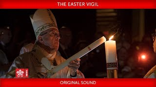 Pope Francis - The Easter Vigil 2019-04-20