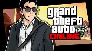 PROBANDO GTA V ONLINE - GTA 5 ONLINE