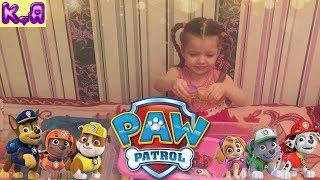 Игрушки/Toys/ЩЕНЯЧИЙ ПАТРУЛЬ/Paw patrol/Дети/Детский канал/Kids
