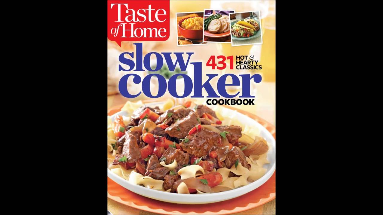 Best slow cooker recipes easy crock pot recipe book amazon youtube forumfinder Choice Image