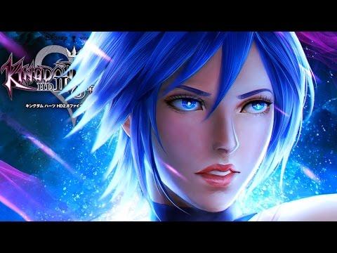 AQUA'S FRAGMENTARY PASSAGE! | Kingdom Hearts 2.8 [0.2 BBS] - Walkthrough Part 1, Gameplay PS4