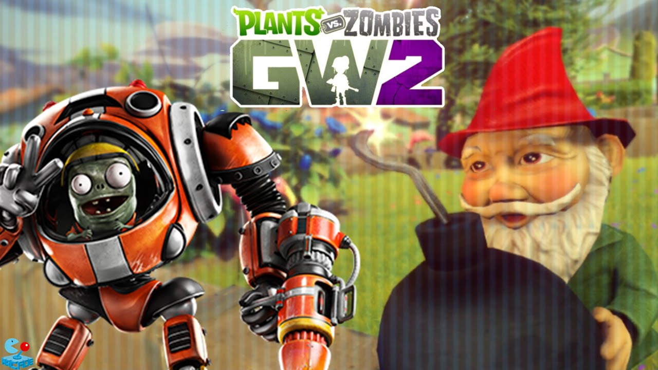 Plants vs  Zombies Garden Warfare 2: Gnome Bomb (PVZGW2 Beta