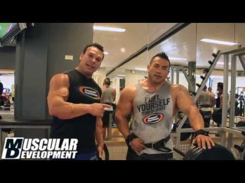 Rich Gaspari & Hidetada Yamagishi | On the Road Back Training with
