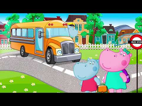 Kids School Bus for PC (2020) - Download For PC, Windows 7/8