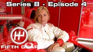 Fifth Gear Series 8 Episode 4 смотреть